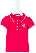 Moncler Amy polo shirt - kids - Cotton/Spandex/Elastane - 3 yrs