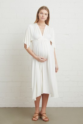Maternity Mid-Length Caftan