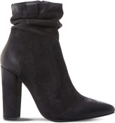 Steve Madden Ruling SM ruched ankle boots