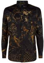 Givenchy Underworld Print Shirt