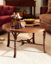 Round Copper-Top Tables