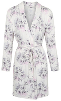 George Botanical Print Soft Touch Dressing Gown
