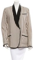 Rachel Zoe Striped Blazer