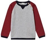 Cyrillus Colour Block Knit Jumper