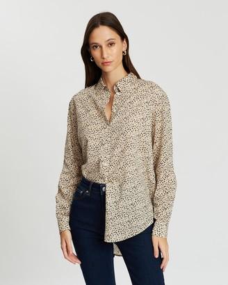Jag Della Printed Shirt
