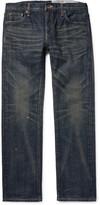 Neighborhood Slim-Fit Washed-Denim Jeans