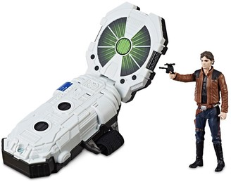 Disney Han Solo Action Figure Force Link 2.0 Starter Kit Solo: A Star Wars Story