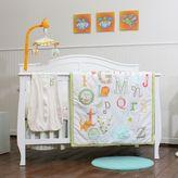 Nurture My ABC's 4-pc. Crib Bedding Set