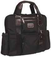 Tumi Alpha Bravo - Fallon Utility Tote (Hickory) - Bags and Luggage