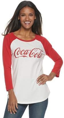 Sonoma Goods For Life Women's SONOMA Goods for Life Coca-Cola Raglan Graphic Tee