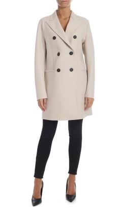 Harris Wharf London Woolen Cloth Coat