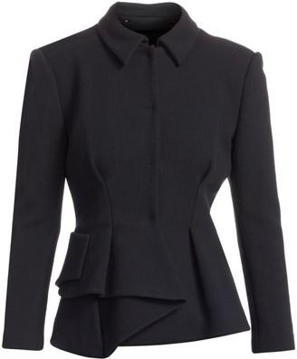 Proenza Schouler Asymmetric Jersey Jacket