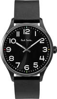 Paul Smith Mens Black Water Resistant Classic Watch