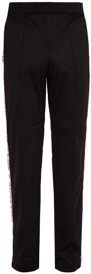 Givenchy Logo side-panel track pants