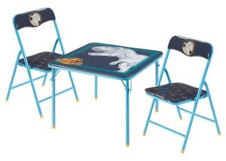 Jurassic World Dinosaur 3 Piece Kids Table and Chair Set