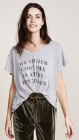Wildfox Couture Back Up Costume Tee