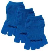 Smartwool PhD Toe Socks - Pack of 3