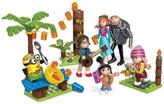 Mega Bloks Despicable Me 3 Family Luau Party Playset