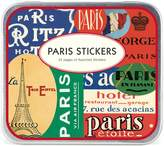 Cavallini & Co. Decorative Stickers Paris, Assorted