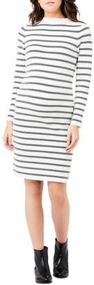 Ripe Grid Knit Dress