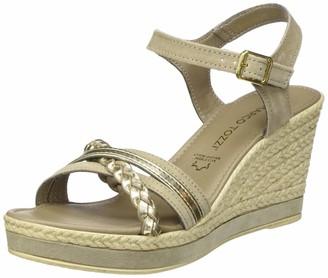 Marco Tozzi Women's 2-2-28360-24 Ankle Strap Sandals