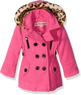 Urban Republic Toddler Girls' Ur Wool Jacket