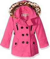 Urban Republic Toddler Girls' Ur Wool Jacket