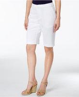 G.H. Bass & Co. Jacquard Bermuda Shorts