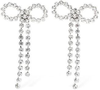 Ca&Lou Louise Bow Clip-on Earrings