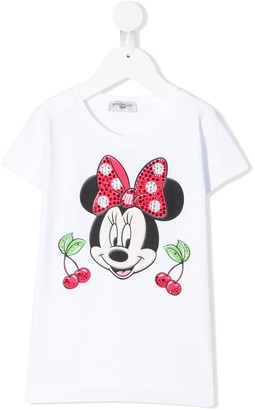 MonnaLisa Minnie Mouse T-shirt
