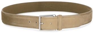 Andersons Taupe Nubuck Belt