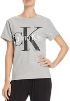 Calvin Klein Retro Short Sleeve Tee