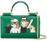 Dolce & Gabbana mini 'Von' wallet crossbody bag
