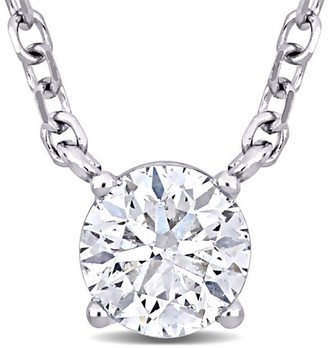 Rina Limor Fine Jewelry 14K 0.70 Ct. Tw. Diamond Solitaire Necklace