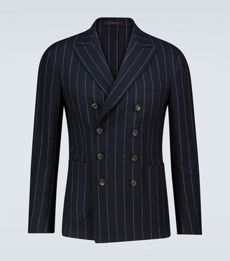 Thegigi Ziggy double-breasted blazer