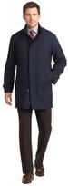 Brooks Brothers Wool Twill Traveler BrooksStorm® Coat