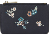 Accessorize Embroidered Travelcard Holder