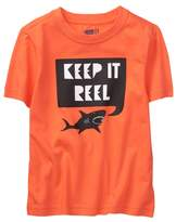 Crazy 8 Keep It Reel Tee