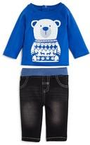Absorba Infant Boys' Bear Top & Jeans Set - Sizes 0-9 Months