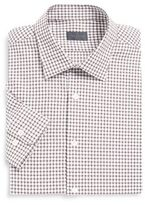 Pal Zileri Slim-fit Checked Shirt