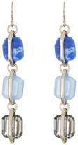 Kenneth Cole New York Triple Stone Drop Earrings