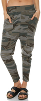 All About Eve Alan Womens Camo Pant