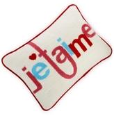 Celebrate Shop Celebrate Shop Je T'aime Decorative Pillow