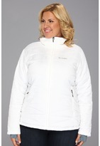 Columbia Plus Size Mighty LiteTM III Jacket
