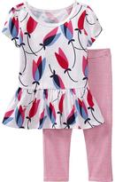 Old Navy Patterned Tunic & Legging Sets for Baby