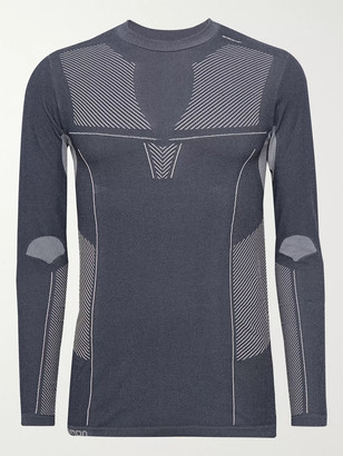 Salomon Primo Warm Stretch-Jersey T-Shirt