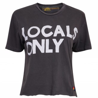 Aviator Nation Locals Only Grey - S