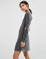 Vila Slouchy Knit Mini Dress