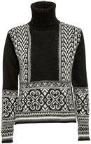 N°21 N.21 Black Sweater