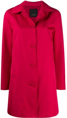Pinko Button-Down Coat